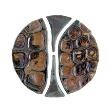 Auburn, Stoneware Clay, 2006