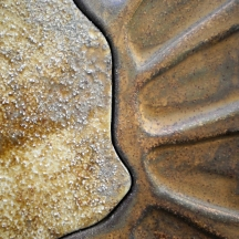 Burnt Siena (detail) - Earthenware Clay, 2010