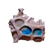 Homage to Miro, Stoneware Clay, 2006