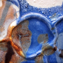 In the Beginning (detail) - Earthenware Clay, 2010