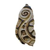 Spiral, Stoneware Clay, 2006